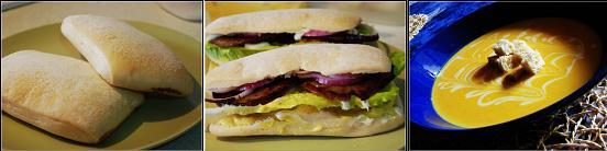 三明治和南瓜湯.JPG