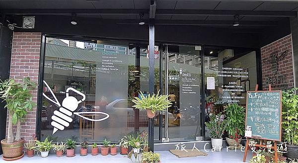 【台北大安】BeeFit蜂運動訓練空間~在咖啡飄香中讓體態曲線變健康漂亮