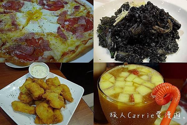 【新北板橋】Brothers異國料理~近江子翠站‧專賣 披薩 義大利麵 燉飯排餐