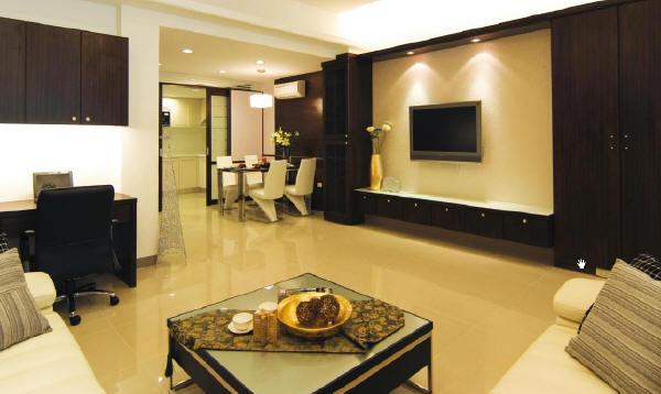 客廳, 現代風, 老屋裝修, 全能住宅改造