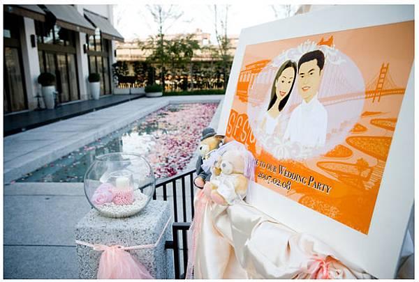 婚宴實景 2007