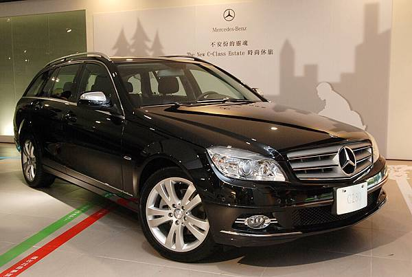 「車市新聞」Mercedes-Benz C-Class Estate