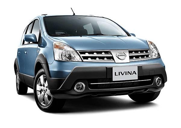 Nissan Livina 1.6L 外觀
