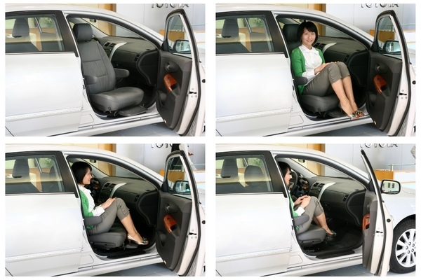 Toyota Corolla Altis 福祉車座椅.jpg