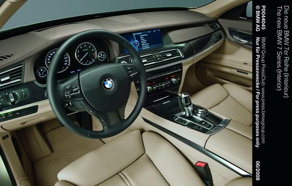 全新BMW大7系列前座內裝.jpg