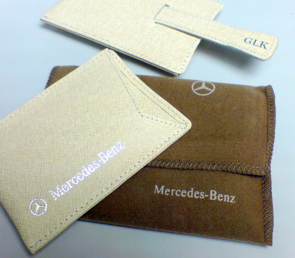 M.Benz GLK 名片夾.JPG