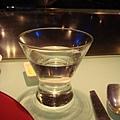 精緻的水杯