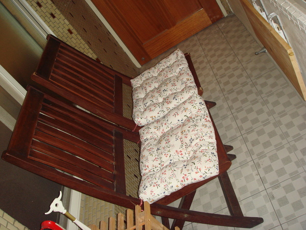 椅子與椅墊