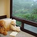 靠窗沙發 與 緩慢熊
