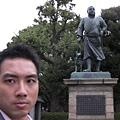 久違的西鄉銅像
