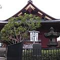 上野公園內的清水堂