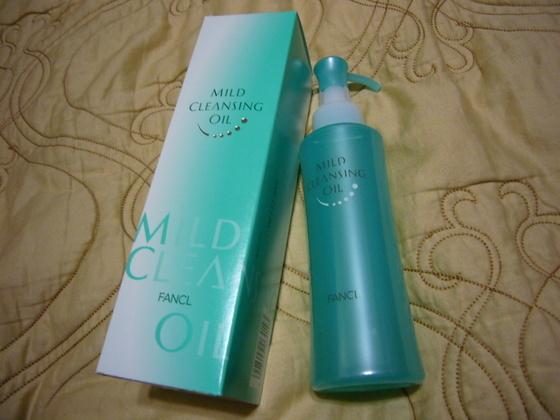 FANCL淨化卸妝油