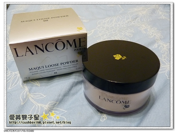 lancome蜜粉01