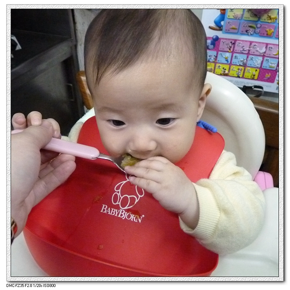 嬰兒餐具07