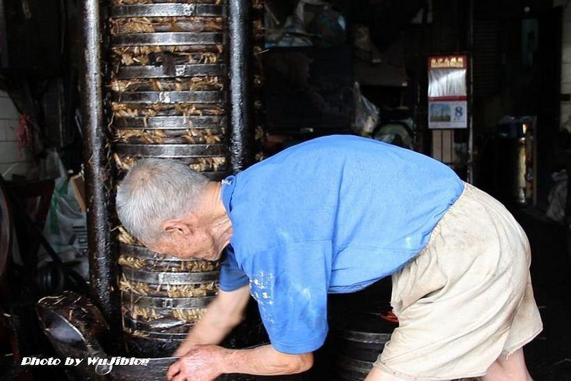 北港協發油廠–純手工製作麻油的古老行業