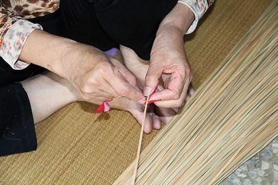 苑裡台灣藺草編織協會 - 無忌痞客部落