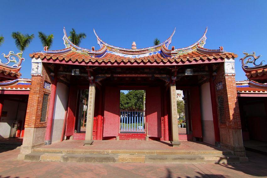 彰化鹿港文武廟