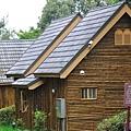 我們住的小木屋