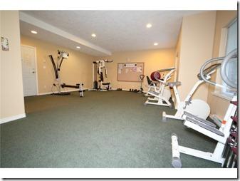 共用健身房