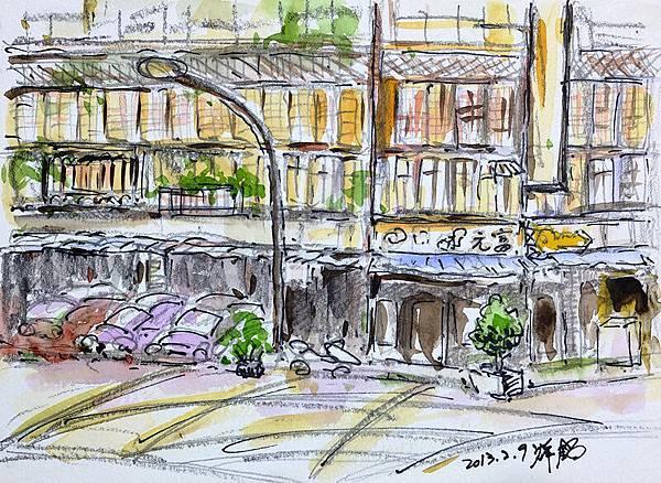 2013-02-09家後巷