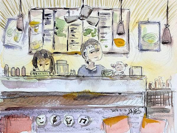 2013-02-10市場早餐店
