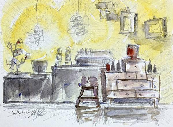 2013-02-12雙隆咖啡