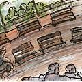 2013-03-12二二八公園-流浪漢