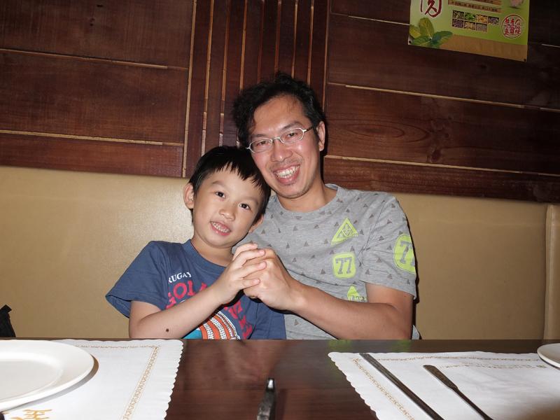 2013-06-08金李朴韓國餐廳005