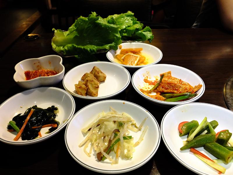 2013-06-08金李朴韓國餐廳009