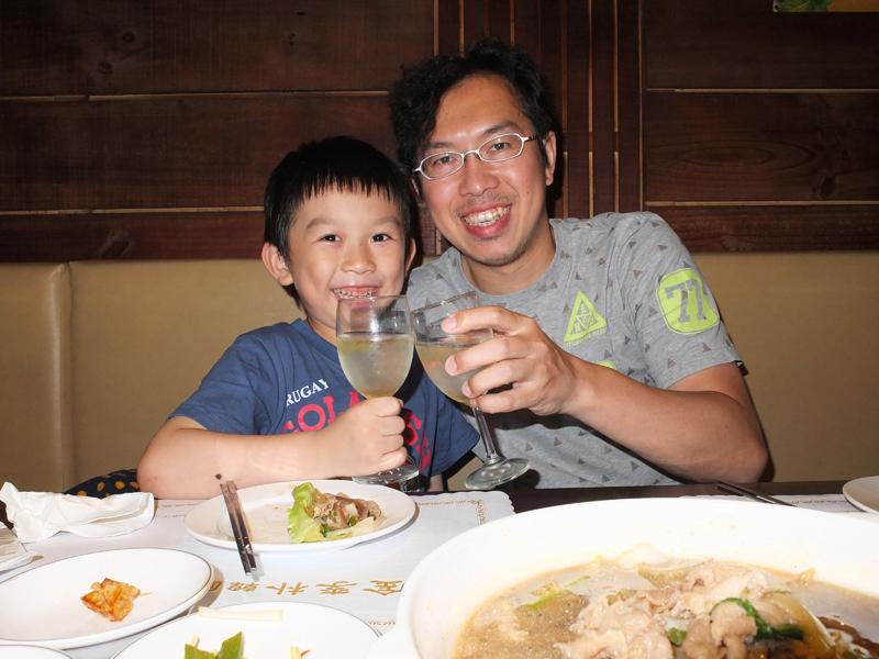2013-06-08金李朴韓國餐廳012