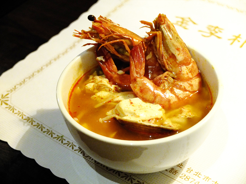 2013-06-08金李朴韓國餐廳015