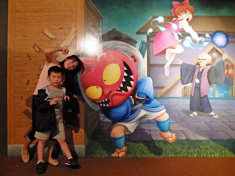 2013-11-10奇幻不思議3D幻視系列-鬼太郎特展011.jpg