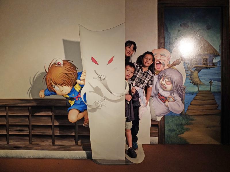 2013-11-10奇幻不思議3D幻視系列-鬼太郎特展012.jpg