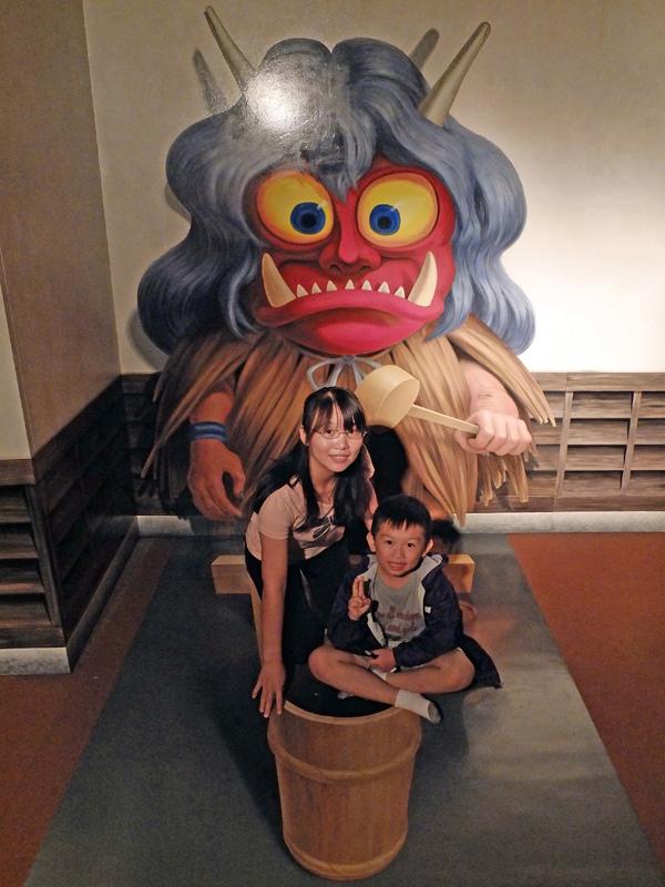 2013-11-10奇幻不思議3D幻視系列-鬼太郎特展015.jpg