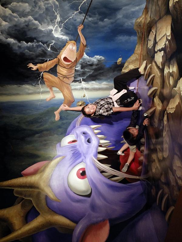 2013-11-10奇幻不思議3D幻視系列-鬼太郎特展021.jpg