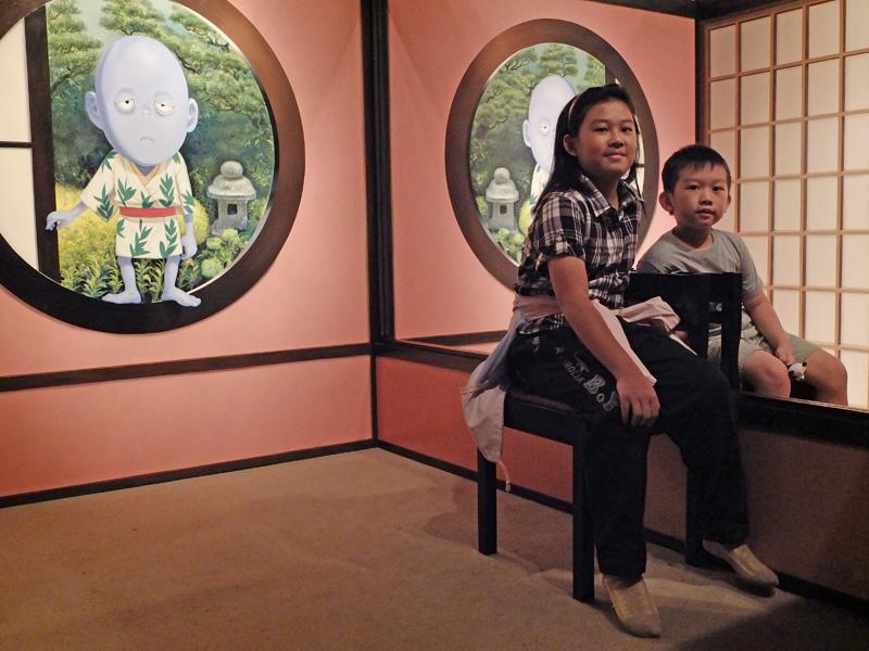 2013-11-10奇幻不思議3D幻視系列-鬼太郎特展031.jpg