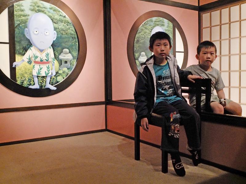2013-11-10奇幻不思議3D幻視系列-鬼太郎特展032.jpg