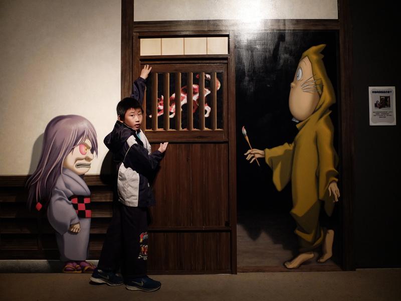 2013-11-10奇幻不思議3D幻視系列-鬼太郎特展035.jpg