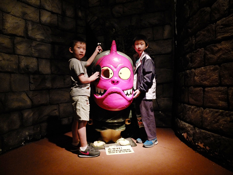 2013-11-10奇幻不思議3D幻視系列-鬼太郎特展046.jpg