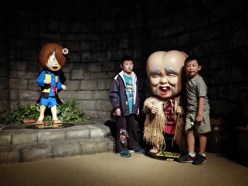2013-11-10奇幻不思議3D幻視系列-鬼太郎特展042.jpg