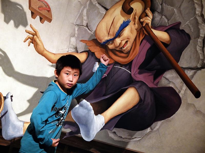 2013-11-10奇幻不思議3D幻視系列-鬼太郎特展086.jpg