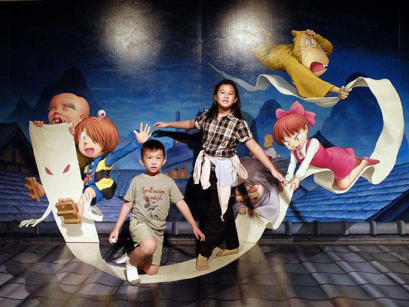 2013-11-10奇幻不思議3D幻視系列-鬼太郎特展087.jpg