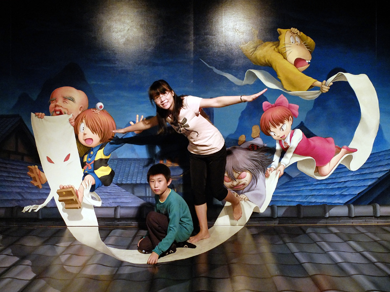 2013-11-10奇幻不思議3D幻視系列-鬼太郎特展089.jpg