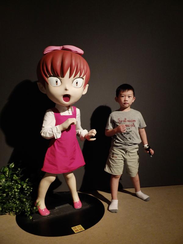 2013-11-10奇幻不思議3D幻視系列-鬼太郎特展093.jpg