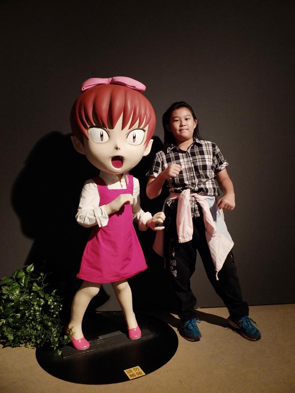 2013-11-10奇幻不思議3D幻視系列-鬼太郎特展092.jpg