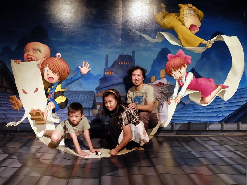 2013-11-10奇幻不思議3D幻視系列-鬼太郎特展097.jpg