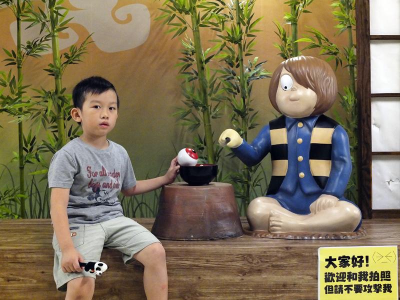 2013-11-10奇幻不思議3D幻視系列-鬼太郎特展102.jpg