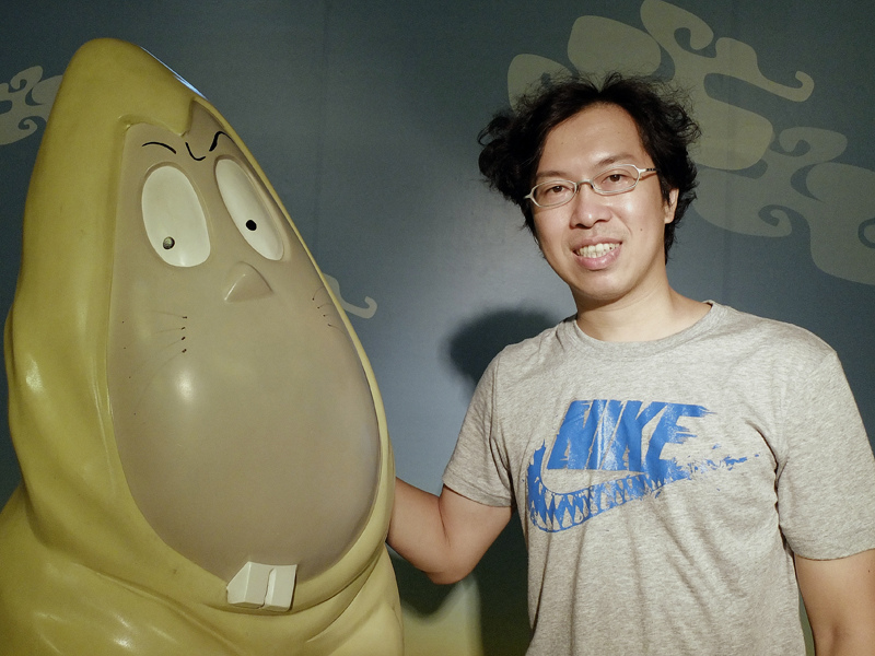 2013-11-10奇幻不思議3D幻視系列-鬼太郎特展107.jpg