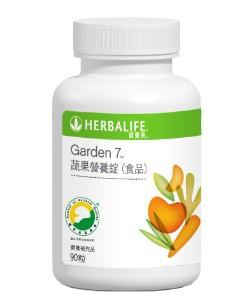 Garden7蔬果營養錠