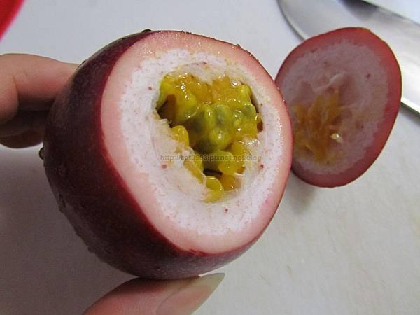 百香果果醬(季節限定:8月至11月)
